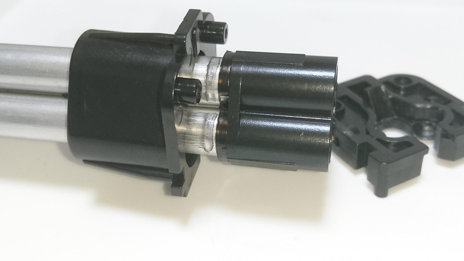 M3ショーティ インナーバレル交換 バレルベース取外