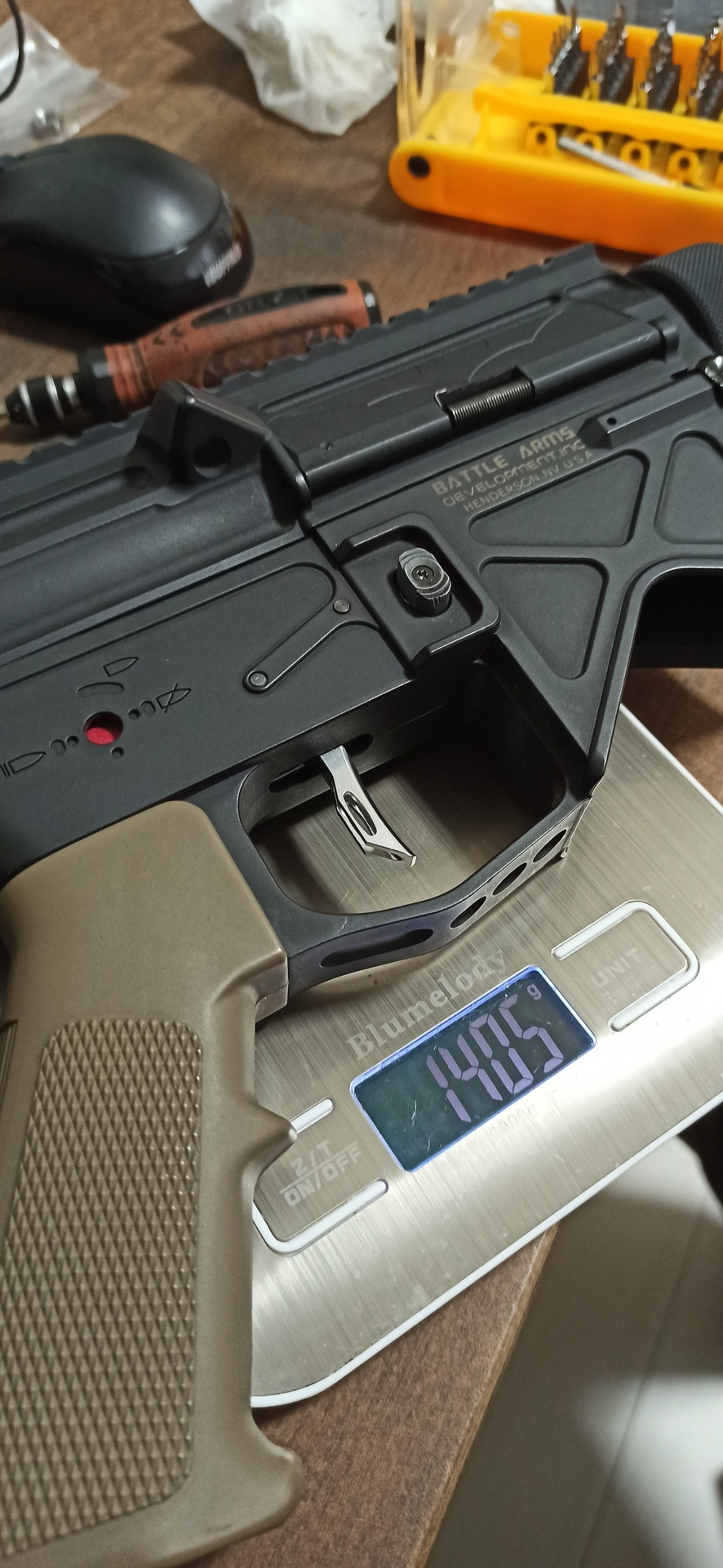 軽量M4製作記_40_軽量確認.jpg
